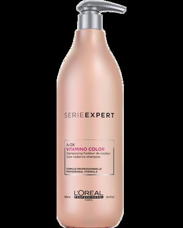 Resveratrol Vitamino Color Shampoo, 1000ml