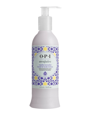 Avojuice - Vanilla Lavender Hand & Body Lotion 250ml