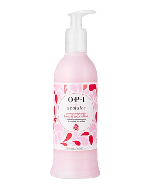 Avojuice - Peony & Poppy Hand & Body Lotion 250ml