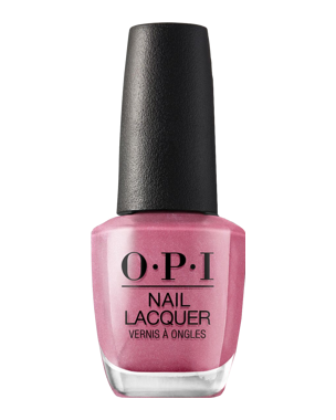Nail Lacquer, Not So Bora-Bora-Ing Pink