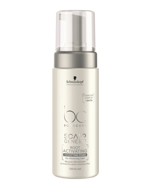 BC Scalp Genesis Root Activating Densifying Foam 150ml