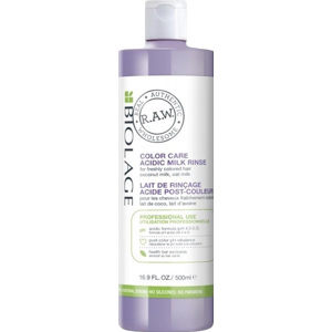 R.A.W Color Care Acidic Milk Rinse 500ml