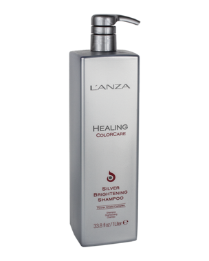 Healing Color Care Silver Brightening Shampoo