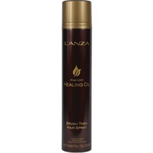 Keratin Healing Oil Brush Thru Hair Spray 350ml