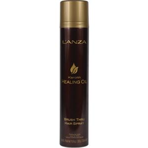 Keratin Healing Oil Brush Thru Hair Spray 350ml