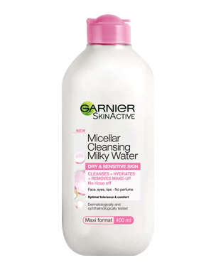 Micellar Cleansing Milky Water 400ml