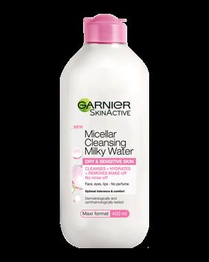 Micellar Cleansing Milky Water 400ml