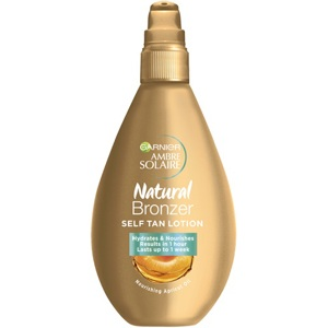Ambre Solaire Natural Bronzer Lotion 150ml