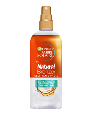 Ambre Solaire Natural Bronzer Oil 150ml