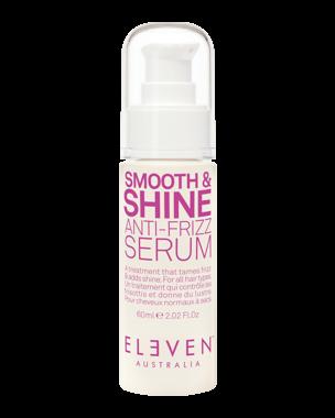 Smooth & Shine Anti-Frizz Serum 60ml