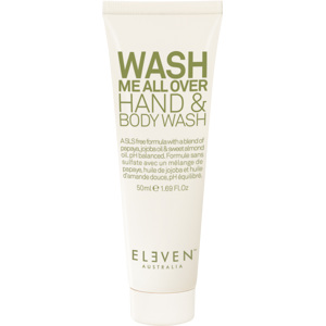 Wash me All Over Hand & Body Wash 50ml