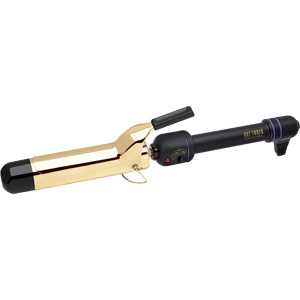 24K Gold Salon Curling Iron 38mm