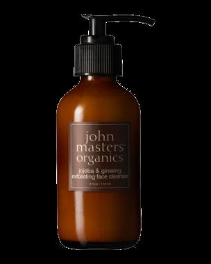 Jojoba & Ginseng Exfoliating Face Cleanser 118ml