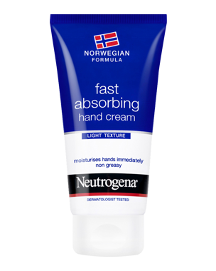 Norwegian Formula Fast Absorbing Hand Cream 75ml