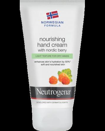 Norwegian Formula Nordic Berry Hand Cream 75ml