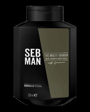 SEB Man The Multi-Tasker 3in1 Wash