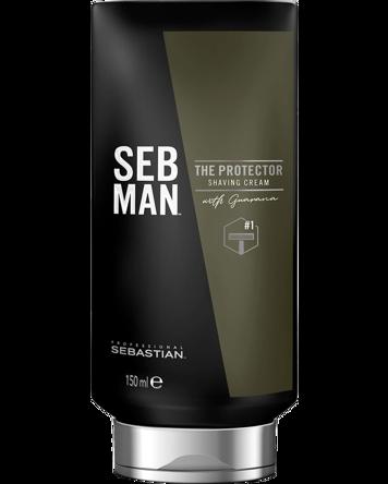 SEB Man The Protector Shaving Cream 150ml