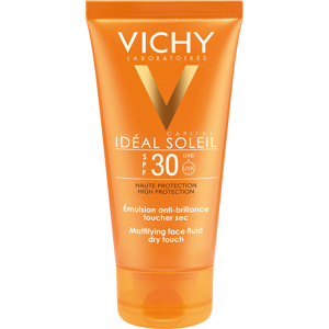 Capital Soleil Dry Touch SPF30 50ml