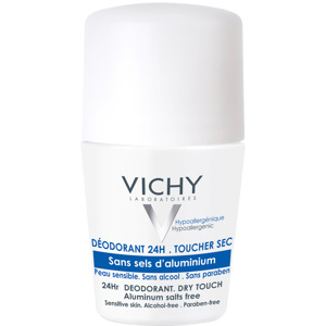 Deo 24hr Dry Touch Aluminium-Free Roll-On 50ml