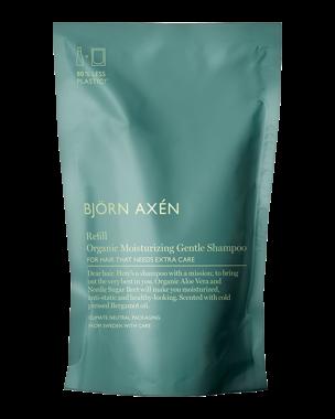 Organic Moisturizing Gentle Shampoo Refill, 250ml