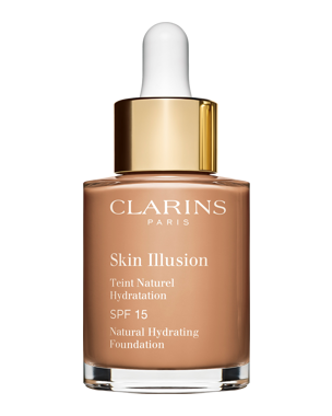 Skin Illusion Natural Hydrating Foundation SPF15 30ml