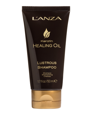 LANZA Keratin Healing Oil Lustrous Shampoo