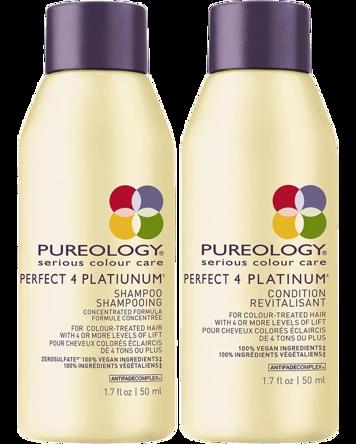 Perfect 4 Platinum Travel Kit