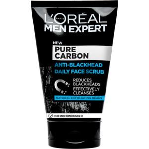 Men Expert Pure Characoal Scrub 100ml