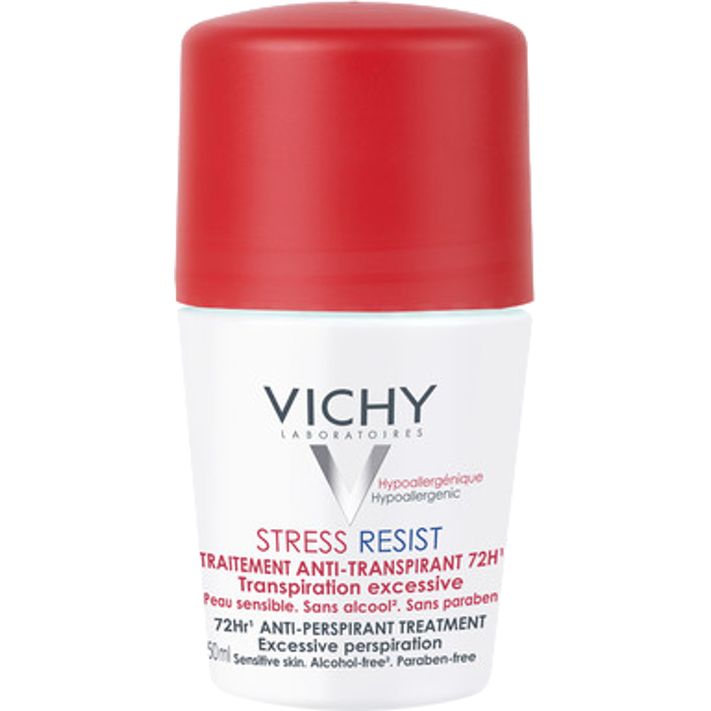 Stress Resist Antiperspirant Deo Roll-On 72h 50ml