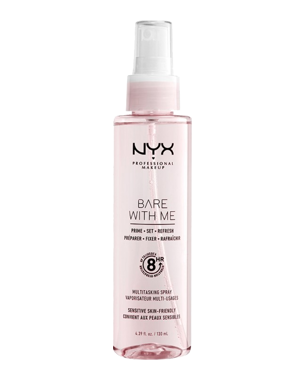 Bare With Me Prime Set Refresh Multitasking Spray 130ml