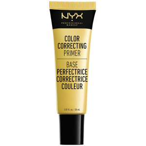 Color Correcting Liquid Primers, Yellow