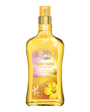 Hawaiian Golden Paradise Body Mist 100ml