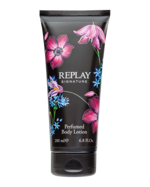 Replay Signature for Her, Body Lotion 200 ml
