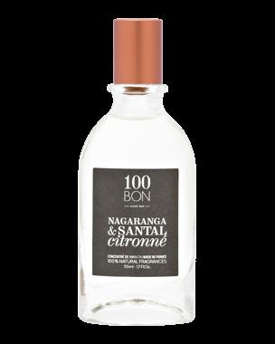 Concentré de Nagaranga & Santal Citronné, EdP