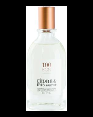 Cedre & Iris Soyeux, EdP