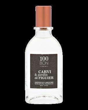 Concentré de Carvi & Jardin de Figuier, EdP
