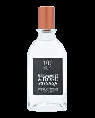 Concentré de Bergamote & Rose Sauvage, EdP