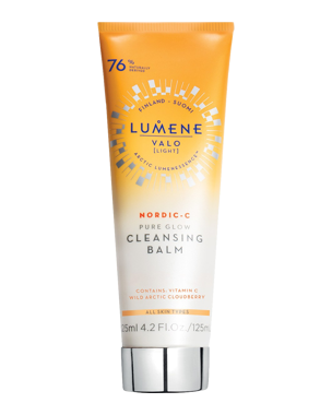 Valo Pure Glow Cleansing Balm 125ml