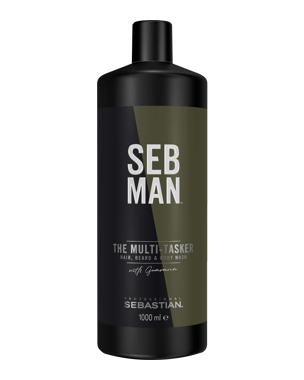SEB Man The Multi-Tasker 3in1 Wash