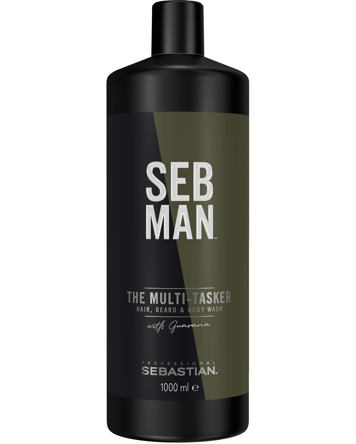 SEB Man The Multi-Tasker 3in1 Wash 1000ml