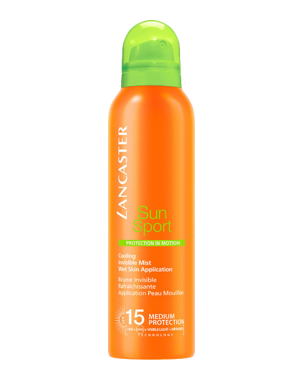 Sun Sport Invisible Mist SPF15, 200ml