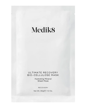 Ultimate Recovery Bio-Cellulose Sheet Mask 6 PCS