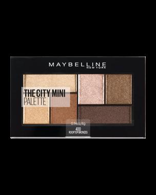 The City Mini Eyeshadow Palette