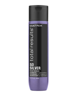 Total Results Color Obsessed So Silver Conditioner