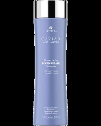 Caviar Anti-Aging Restructing Bond Repair Shampoo, 250ml