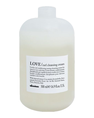LOVE Curl Cleansing Cream 500ml