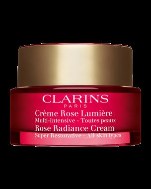 Rose Radiance Cream Super Restorative All Skin Types, 50ml