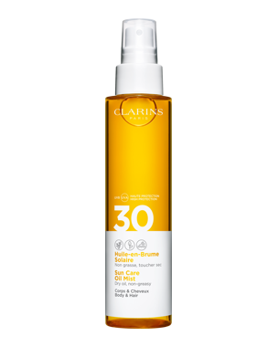 Sun Care Oil Mist SPF30 Body