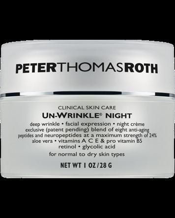 Un-Wrinkle Night Cream, 30ml