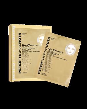 Un-Wrinkle 24K Gold Sheetmask 6 Sheets